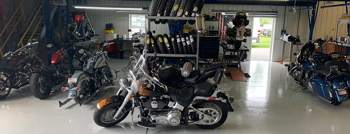 Harrisons Motorcycle Repair Easton MD