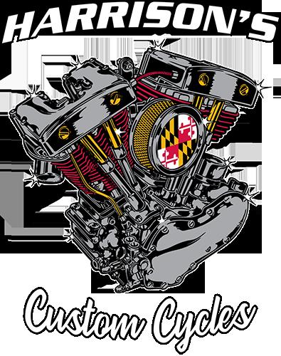 Harrisons Custom Cycles Graphic