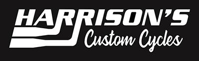 Harrisons Custom Cycles Logo