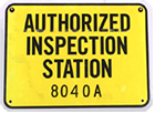 Authorized Maryland State Inspection Station 8040A