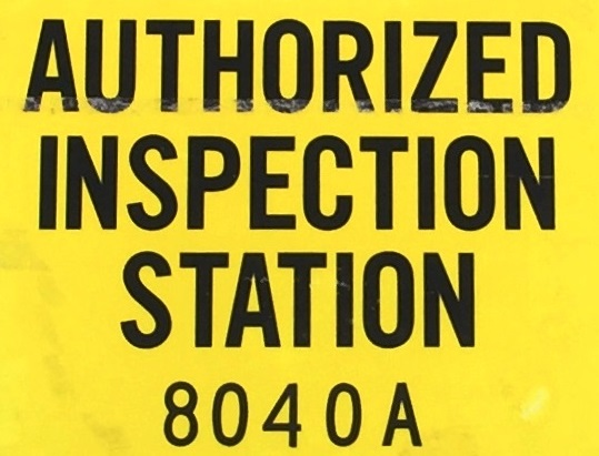 Maryland Authorized Inspection Station 8040A