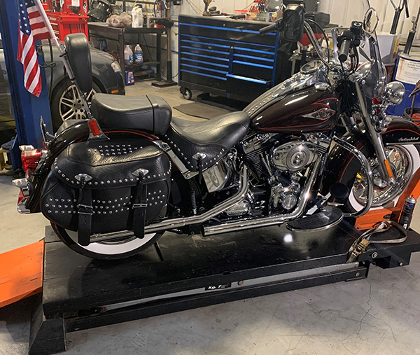 Motorcycle Repair Easton Maryland 2