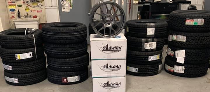 Tires Custom Wheels Alignments Easton MD